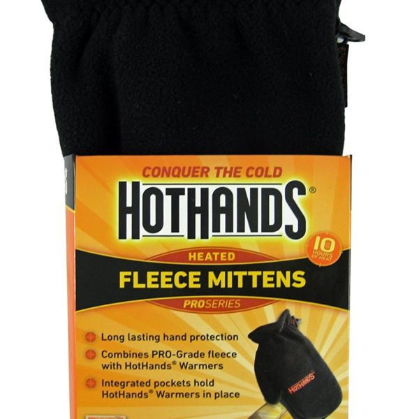 HotHands Fleece Mittens - 01