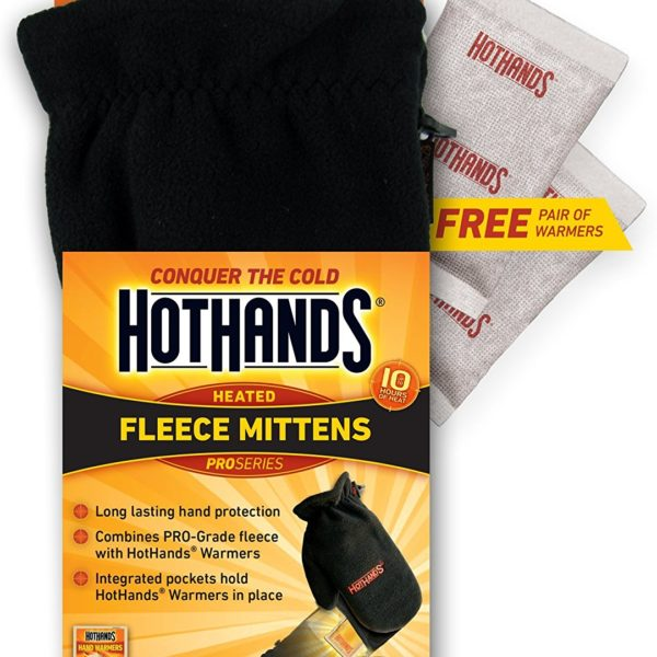 HotHands Fleece Mittens - 02