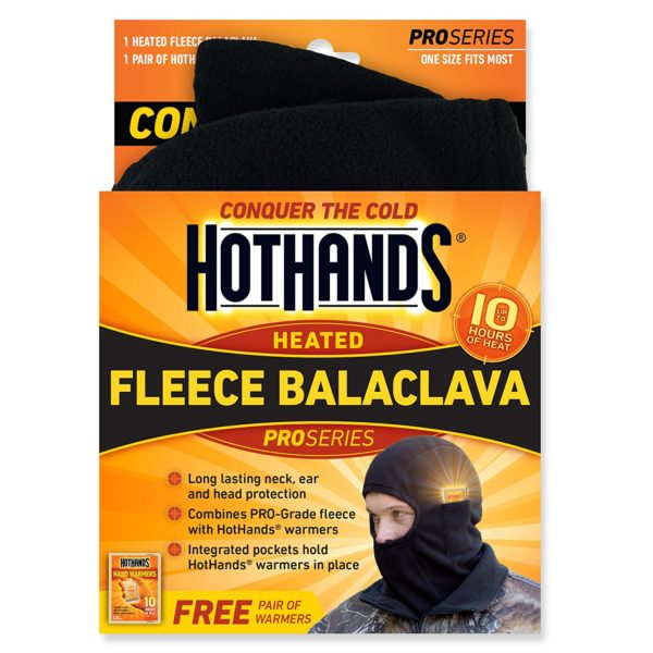 HotHands Heated Fleeece Balaclava - 01