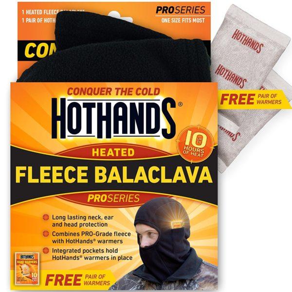 HotHands Heated Fleeece Balaclava - 02