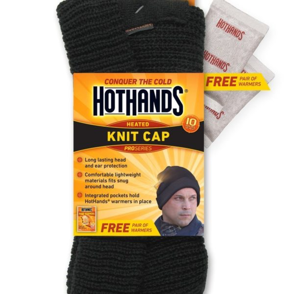 HotHands Heated Knit Cap - 02