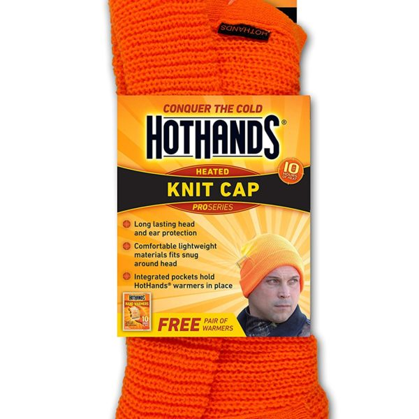 HotHands Heated Knit Cap - 03