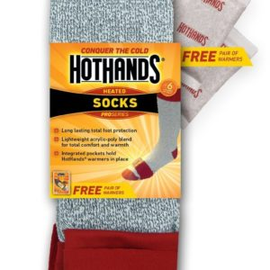 HotHands Heated Socks - 02