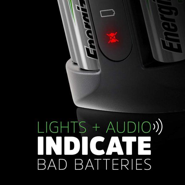 Energize Universal AA & AAA Battery Charger - 5