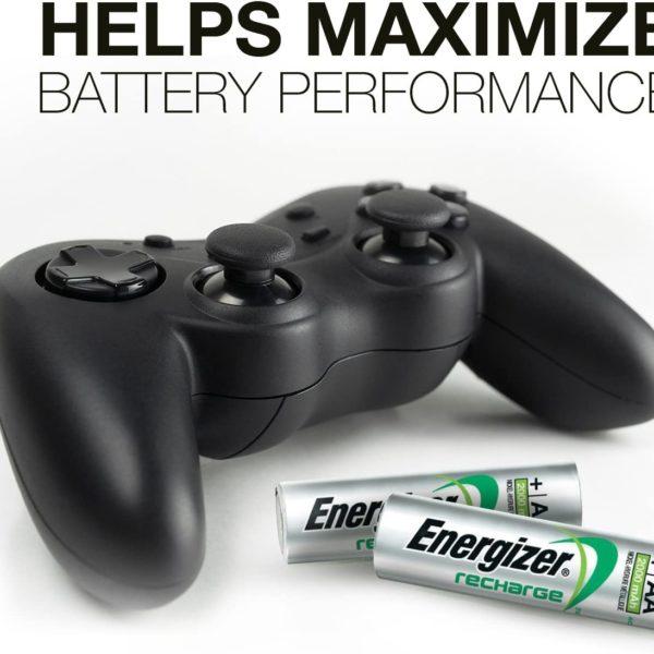 Energize Universal AA & AAA Battery Charger - 8