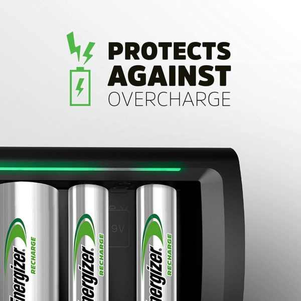 Energizer Universal Battery Charger - 7