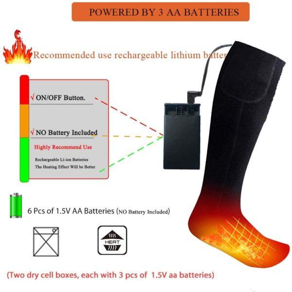 MISBEST AA powered electric socks - 03