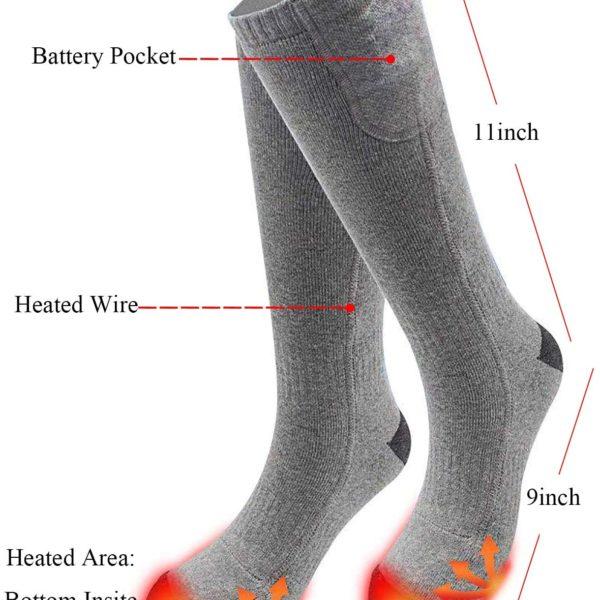 MISBEST AA powered electric socks - 05