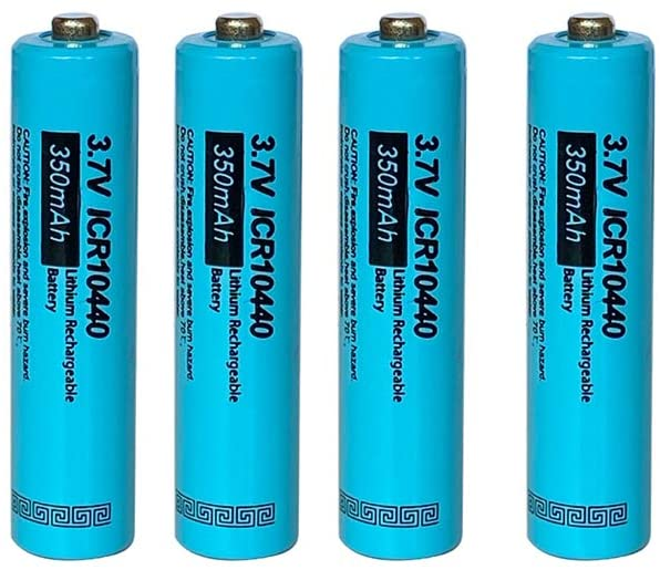 PKCELL 3.7v Rechargeable Li-Ion Batteries