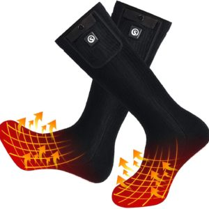 SNOW DEER Heated Electric Socks