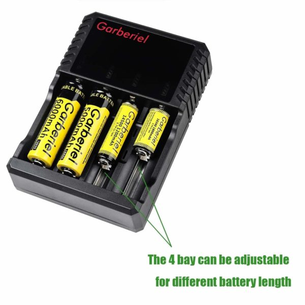 Shine Tool 3.7V Battery Charger - 2