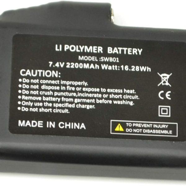 SNOW DEER 7.4V batteries - 2