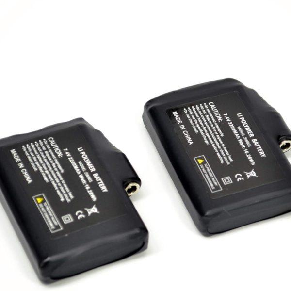 SNOW DEER 7.4V batteries