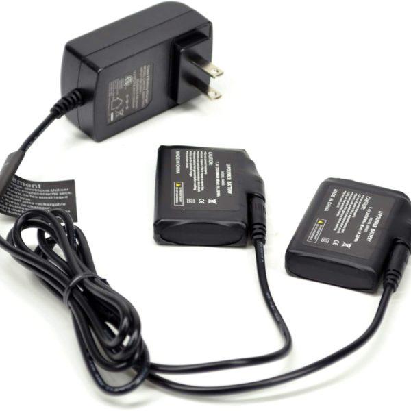 SNOW DEER 7.4V battery charger - 02
