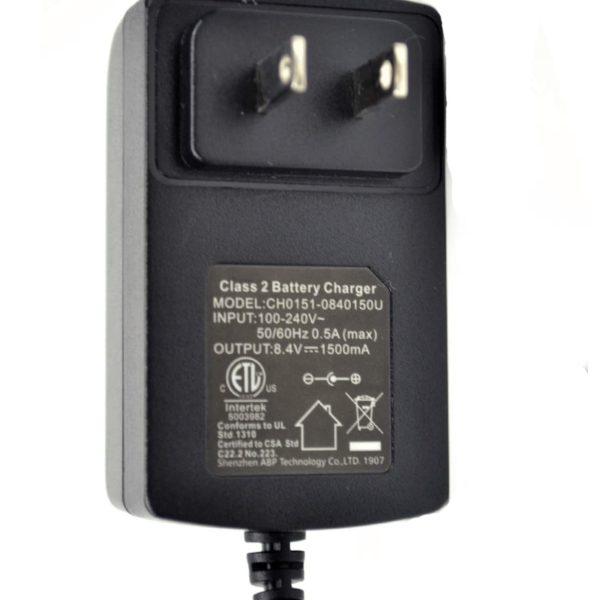 SNOW DEER 7.4V battery charger - 03