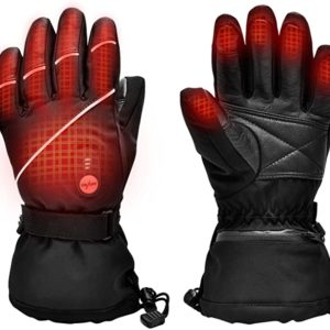 SNOW DEER Heated Electric Gloves