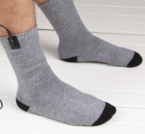 Buying electric heated socks